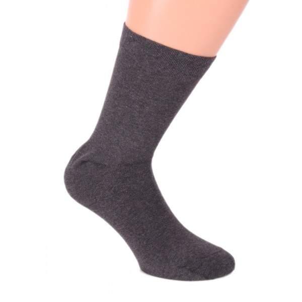 HDI Elastico egyszínű pamut zokni