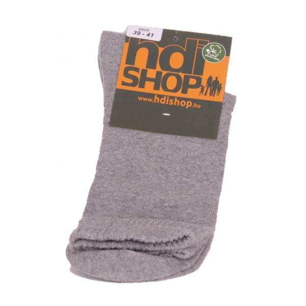 HDI Elastico gumi nélküli pamut zokni