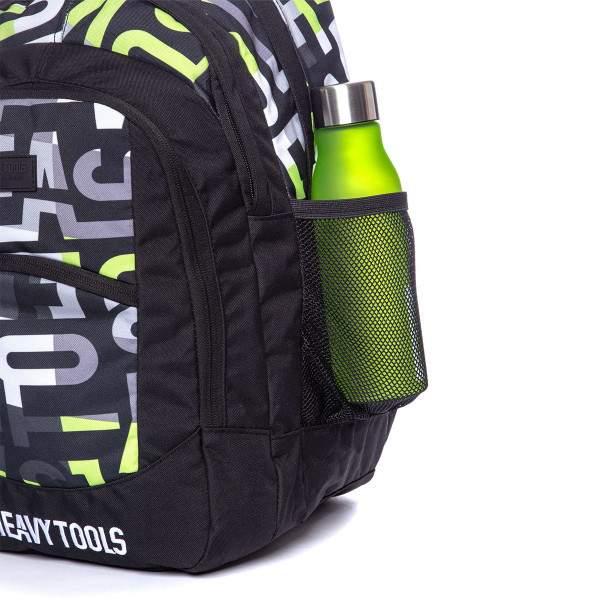 Heavy Tools Emoxo hátizsák - neon