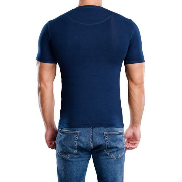 JPRESS MAT002 V-nyakú férfi alsó póló