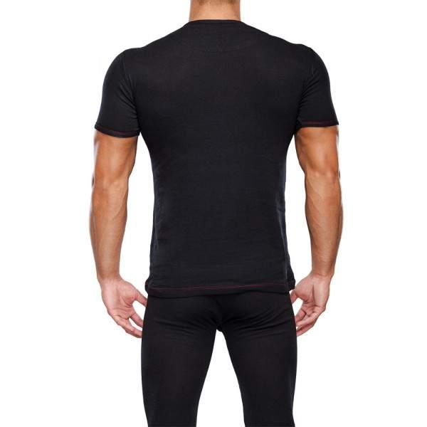 JPRESS MAT002 V-nyakú férfi alsó póló2