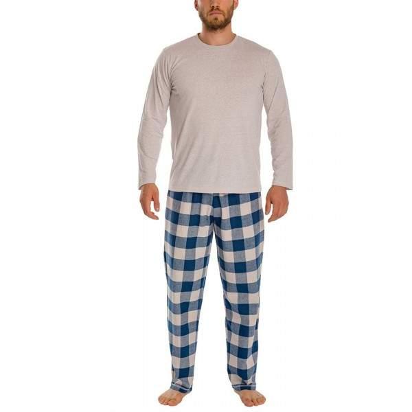 079f5364a0 JPRESS MWPJ013 férfi pamut pizsama - Dressa.hu