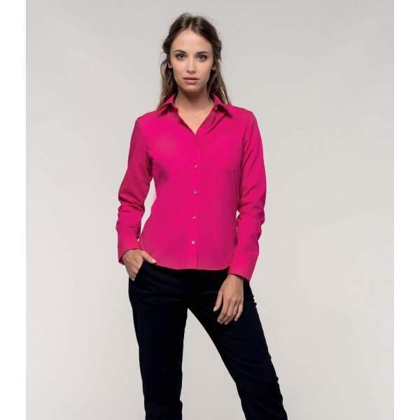 Kariban K549 Jessica női hosszú ujjú ing
