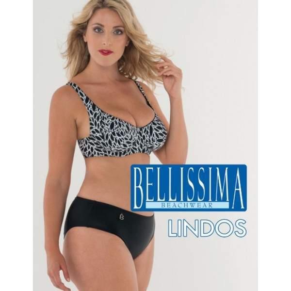 Bellissima Lindos mintás bikini
