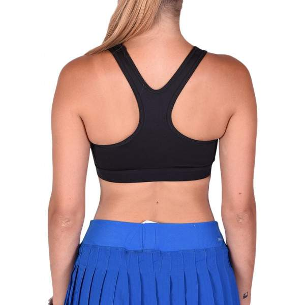Nike Pro Classic fitness sportmelltartó - Fekete