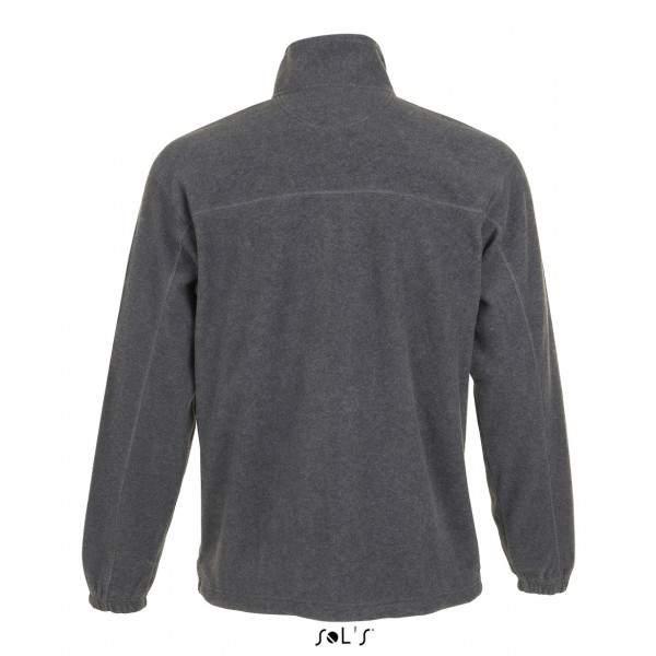 Sols 55000 North férfi cipzáros polár pulóver