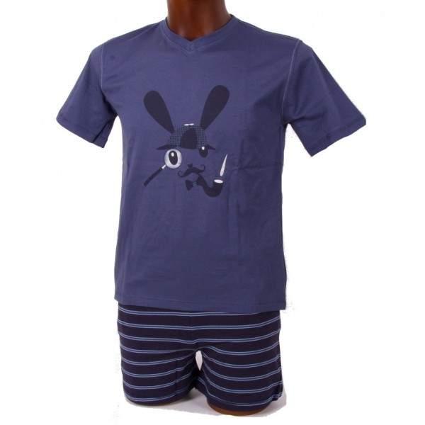 Oneway 8435 fiú pizsama