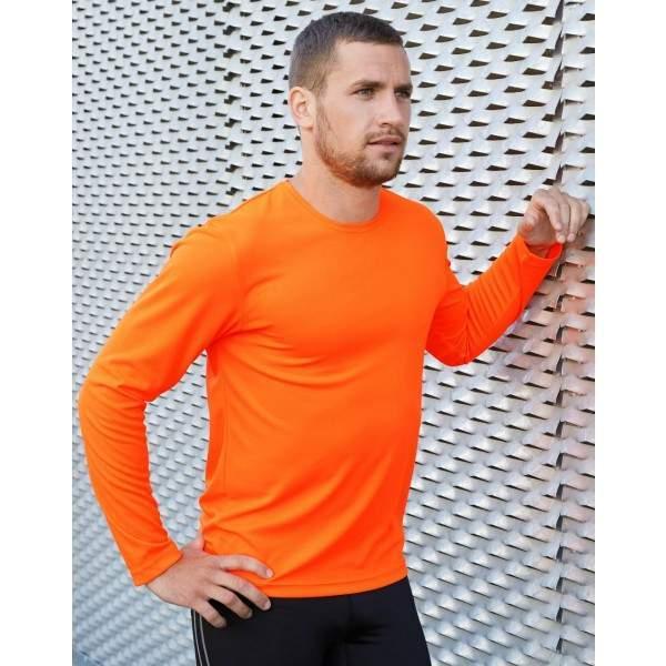 Proact PA443 férfi hosszú ujjú sport póló