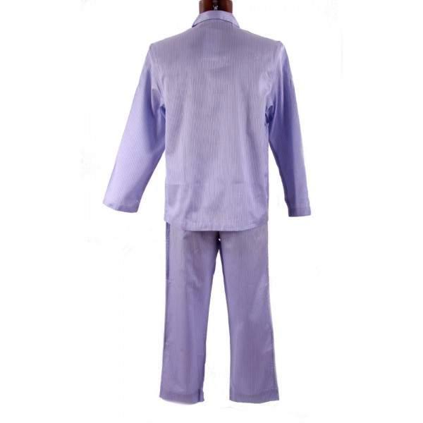 Pier Mori's E02165 férfi pamut pizsama