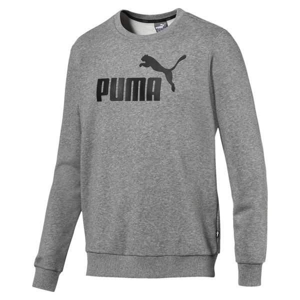 60c4e4b5d41f Puma Ess Logo Crew férfi pulóver - Dressa.hu