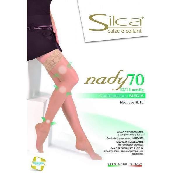 Silca Nady 70 kompressziós combfix