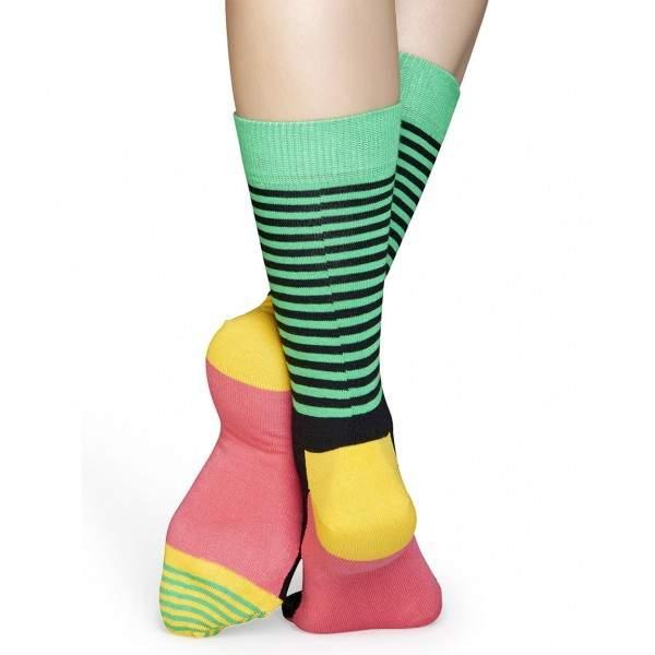Happy Socks HAS01 Jamaica mintás zokni
