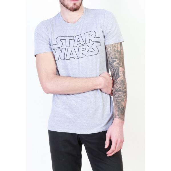 Star Wars férfi rövid ujjú póló