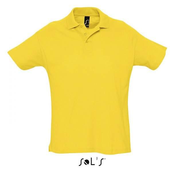 Sols 11342 Summer II férfi rövid ujjú galléros póló