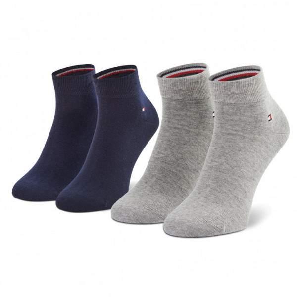 Tommy Hilfiger férfi zokni csomag - 2 pár