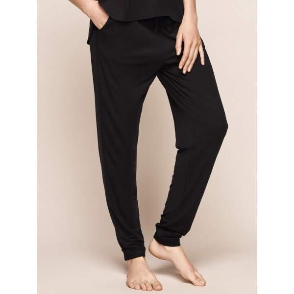 Női egyszínű szabadidő nadrág