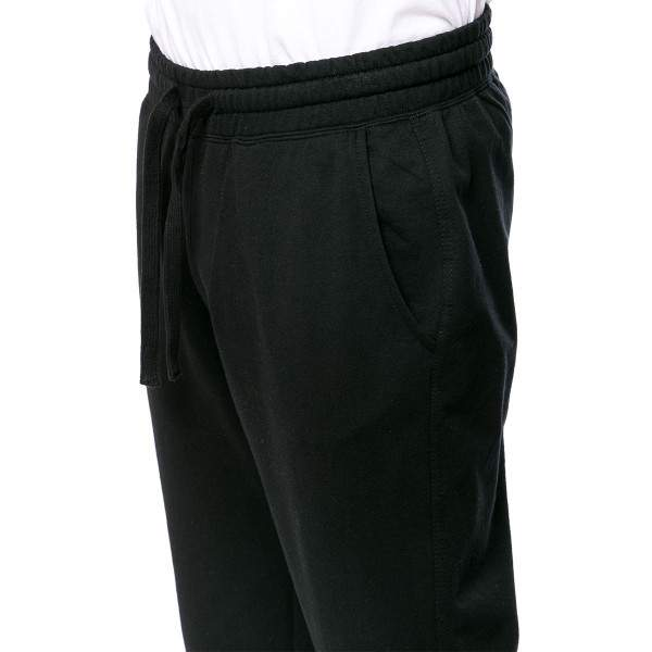 Heavy Tools Zentos pamut férfi melegítő nadrág - fekete