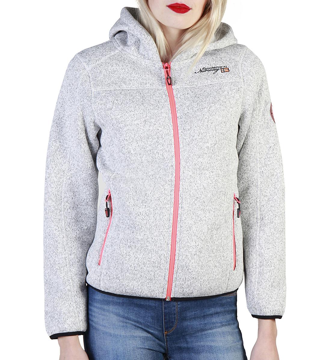 6a849090d4 Geographical Norway Torche női cipzáros kapucnis pulóver - Dressa.hu
