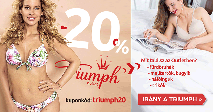 Triumph Outlet -20%