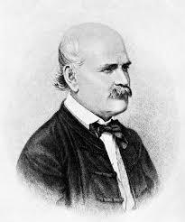 Semmelweis Ignác portréja
